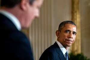 Prime Minister Cameron and President Obama